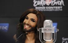 "Austria's ""bearded lady"" wins Eurovision"