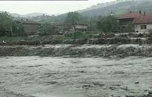 Dramatic flood video from Bosnia and Serbia