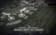 "NTSB investigating ""near collision"" at Newark airport"