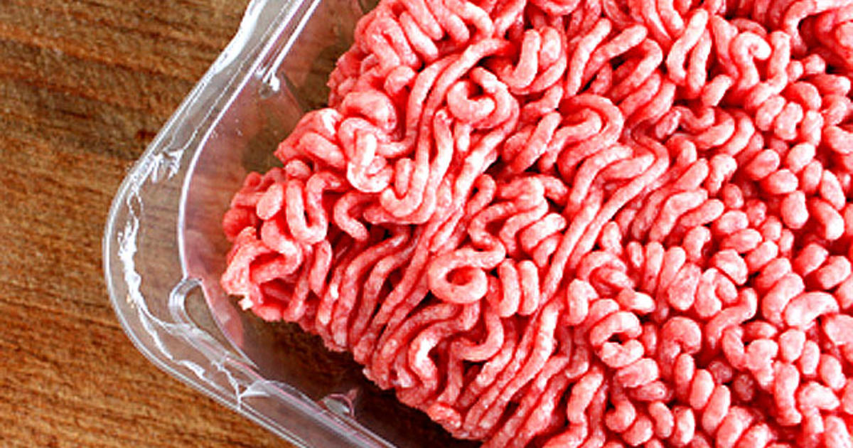 Ground beef recalled in nine states due to possible plastic contamination