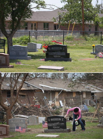 Moore, Oklahoma: One year later
