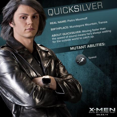 6884d30e7 Quicksilver - The mutants of X-Men - Pictures - CBS News