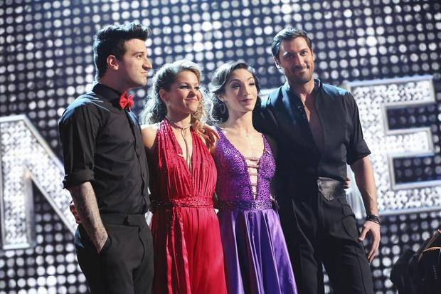 """Dancing with the Stars"" season 18 finale"