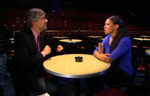 Audra McDonald on singers she tried to imitate