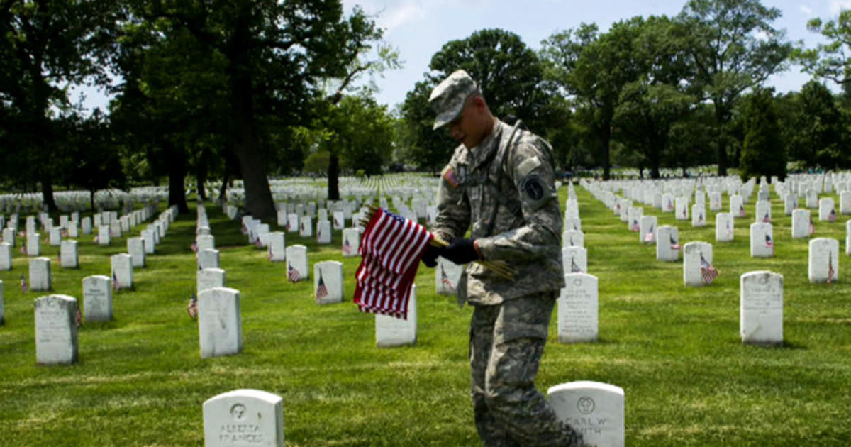 what is the original date for memorial day
