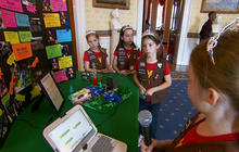 White House science fair shines light on women in science