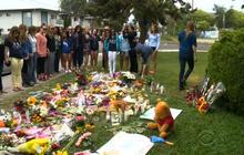 Santa Barbara students mourn shooting victims