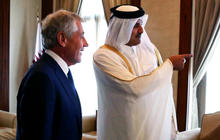 Covert negotiations: How Qatar helped bring American POW home