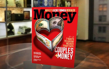 For richer or poorer: The changing role of money in marriage