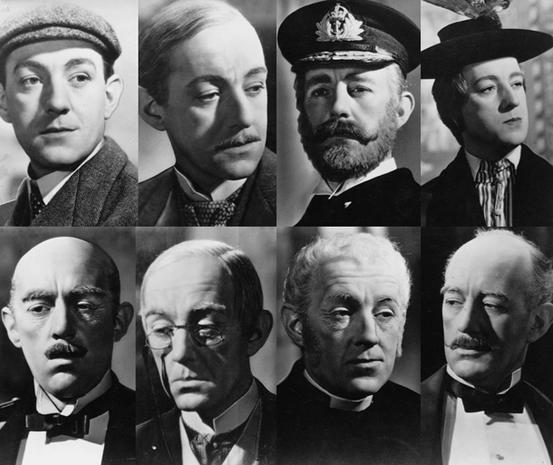 Alec Guinness at 100