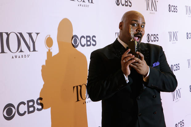 Tony Awards 2014 backstage