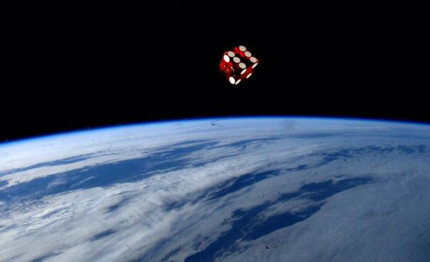 Views from International Space Station