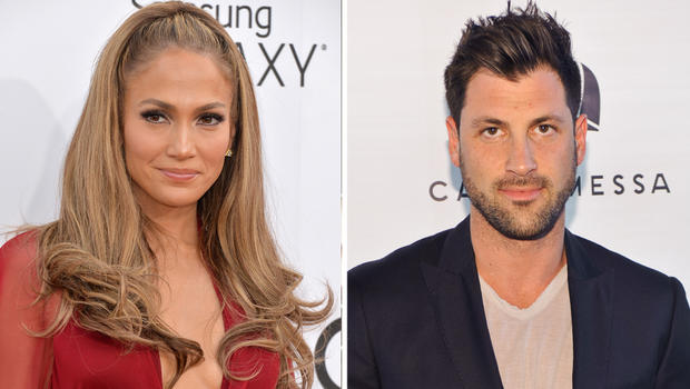 Maksim Chmerkovskiy on Jennifer Lopez -- It s Going Great (VIDEO)