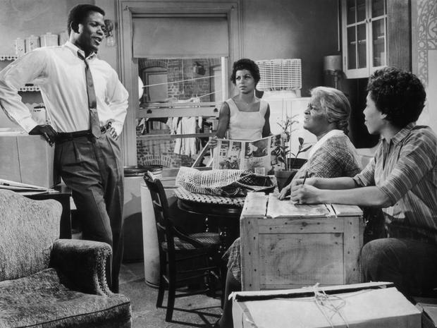 what is the story a raisin in the sun about