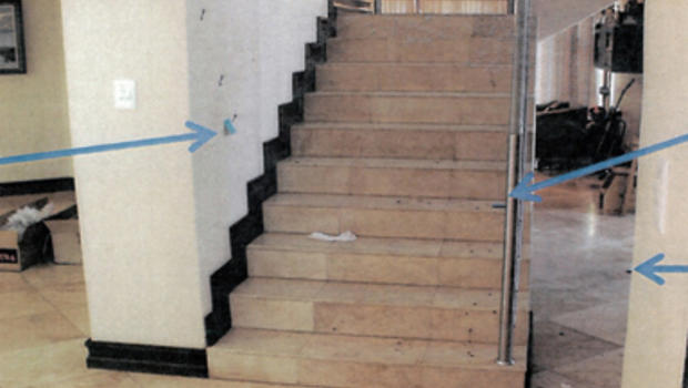 Evidence photos: Inside Oscar Pistorius' home