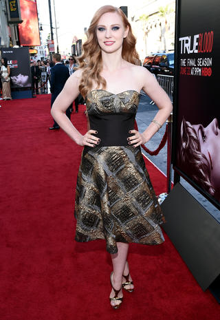 """True Blood"" red carpet premiere"