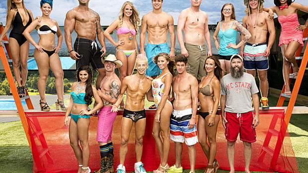 """Big Brother"" season 16 cast"