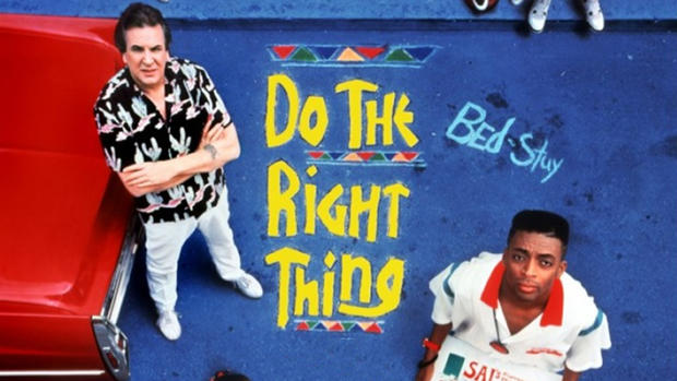 """""""Do the Right Thing"""" cast then and now"""