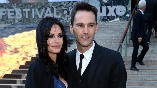 Courteney Cox和Johnny McDaid取消订婚