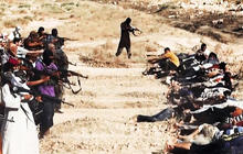 Murdered by ISIS? Satellite images show site of possible mass killings
