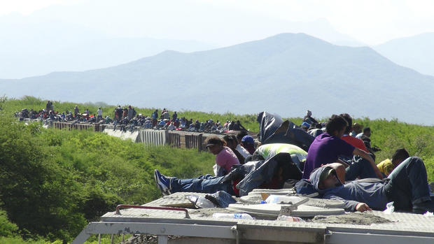 Child immigration crisis