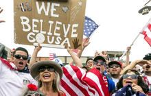 American support for World Cup likely to reach 13 million