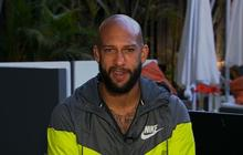 USA Goalie Tim Howard on tough loss to Belgium
