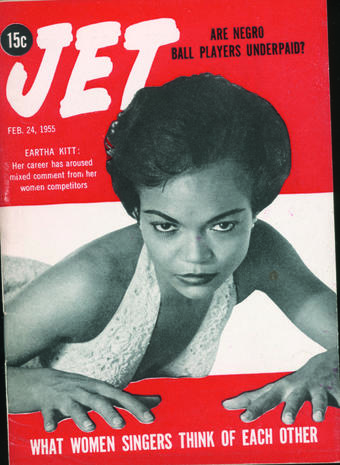 Jet magazine's most iconic covers