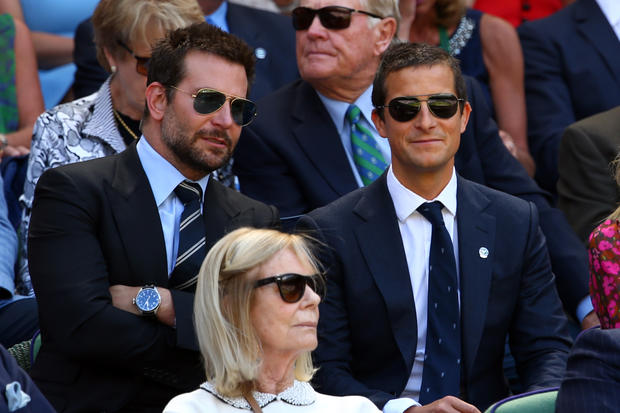 Celebs at Wimbledon