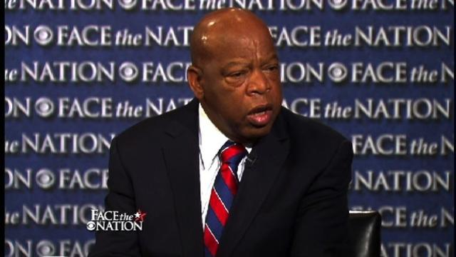Rep. John Lewis remembers King, Selma, March on Washington
