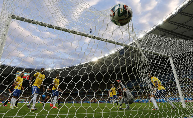 World Cup: Germany blitzes Brazil
