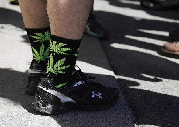 pot socks