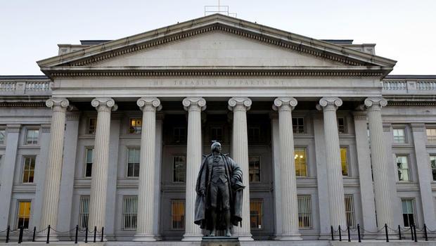 treasury department generic