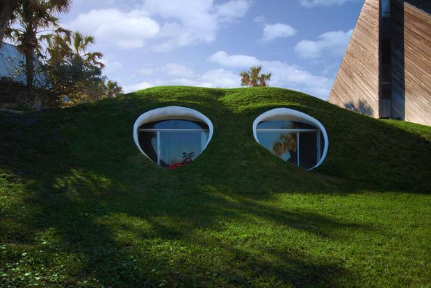 6 Unbelievable Underground Homes Cbs News