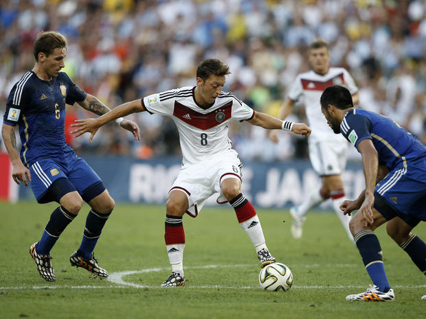 World Cup 2014 Final: Germany vs. Argentina