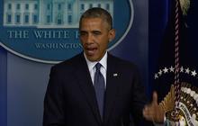 Obama escalates economic sanctions against Russia
