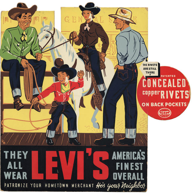 Levi's ads over the years - Levi's ads over the years - Pictures