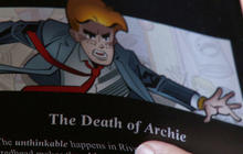 Is it really goodbye? Archie fans mourn comic book icon