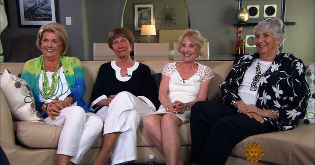 The Astronaut Wives Club Cbs News