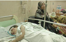 Hospitals overwhelmed as Israeli offensive in Gaza expands