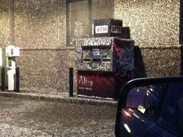 Mayfly hatch overwhelms upper Midwest