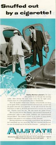 Outrageous vintage cigarette ads