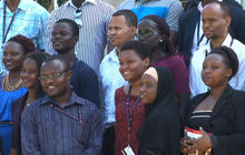 With Obama at the helm, young African leaders head to Washington