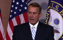"Boehner dings Senate Democrats for ""nutso"" immigration ""scheme"""