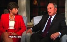 """Michael Bloomberg: """"Proportional"""" response not required of Israel"""