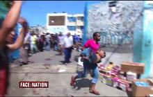 Another United Nations school hit by air strike in Gaza