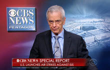 Special Report: U.S. launches airstrike against ISIS forces in northern Iraq
