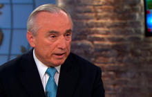 "Commissioner Bill Bratton: Video of NYPD chokehold is ""disturbing"""