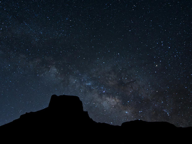 Stargazers' images from Dark Sky Parks