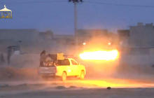 ISIS extends control of Iraqi territory